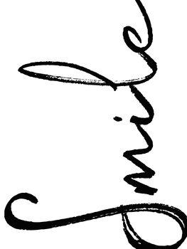 Ilustração smile