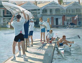 Reprodução do quadro Swing Over, 1996