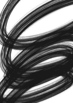 Ilustração Swirl Three