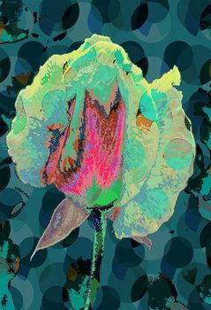 Reprodução do quadro Tea Rose 4