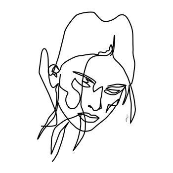Ilustração Testa