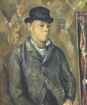 Reprodução do quadro The Artist's Son, Paul, 1885-90