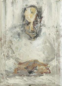 Reprodução do quadro The Convalescent, 2014,
