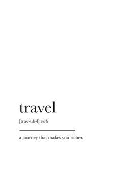 Ilustração travel
