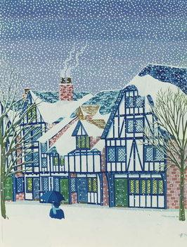Reprodução do quadro Tudor Innocence