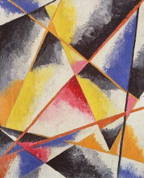 Reprodução do quadro Untitled, c.1916