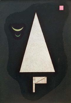 Reprodução do quadro White Sharpness, 1930