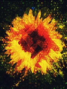 Reprodução do quadro You are a radiant sunflower, 2018