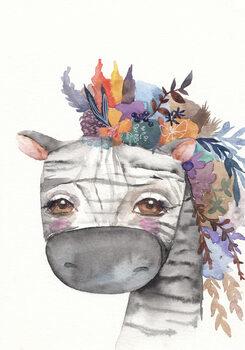 Ilustração Zebra