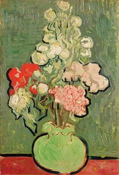 Reprodução do quadro  Bouquet of flowers, 1890