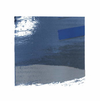 Reprodução do quadro  Burning Waters, 2015,