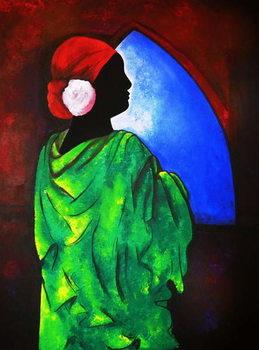 Reprodução do quadro  Camelia Rose, 2008