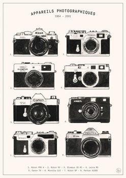 Reprodução do quadro Cameras