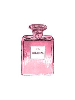 Ilustração Chanel No.5