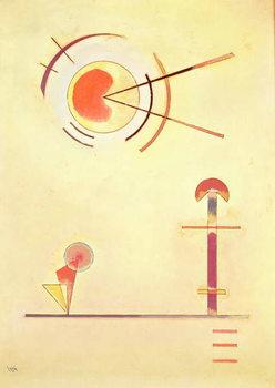Reprodução do quadro Composition, 1929