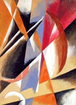Reprodução do quadro Composition, c.1920