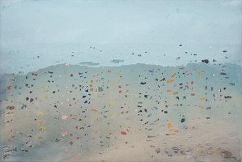 Reprodução do quadro  Drift, 2009,