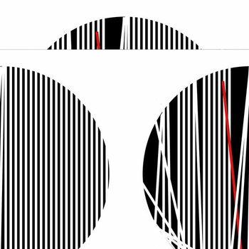 Reprodução do quadro  Exile, 2015, digital