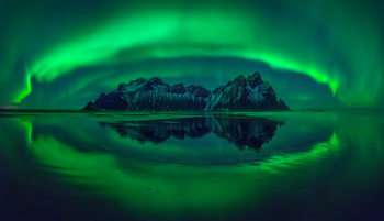 Arte Fotográfica Exclusiva Eye of Stokksnes