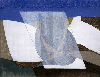 Reprodução do quadro Falcon Cliff, 2001