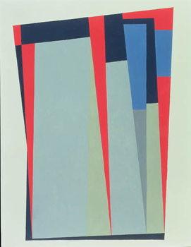 Reprodução do quadro  Fanfare, 1974
