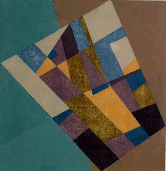 Reprodução do quadro  Field Tapestry, 2003
