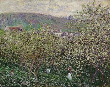 Reprodução do quadro Fruit Pickers, 1879
