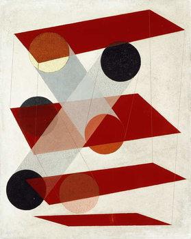 Reprodução do quadro Galalite picture (Gz III), 1932