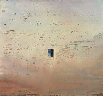 Reprodução do quadro  Hermit, 2013,