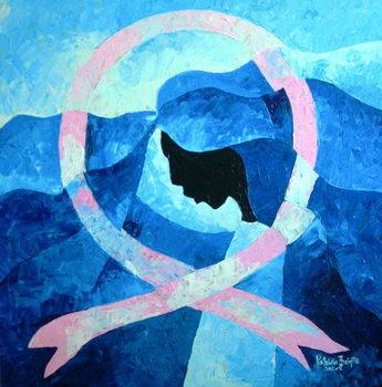 Reprodução do quadro  Hope is here, 2012