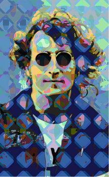 Reprodução do quadro John Lennon