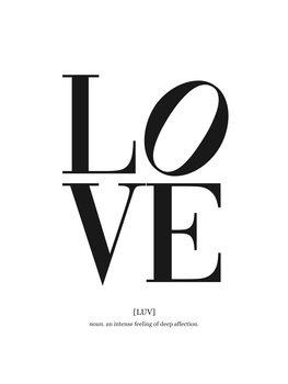 Ilustração love2