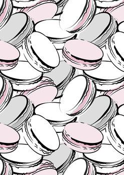 Ilustração Macarons