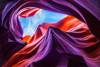 Arte Fotográfica Exclusiva Magical Lower Antelope Canyon