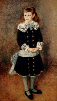 Reprodução do quadro Marthe Berard, 1879