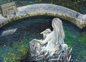 Reprodução do quadro Mermaid of Laignes, 2006,