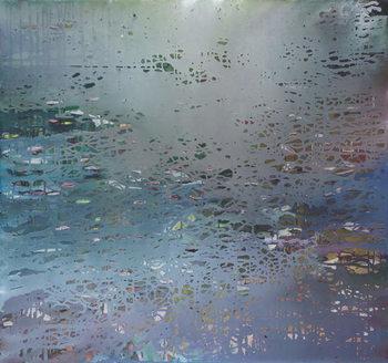 Reprodução do quadro  Monsoon, 2014,