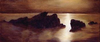 Reprodução do quadro  Moonlight, 2002