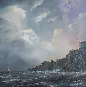 Reprodução do quadro  North wind pictures, 2012,