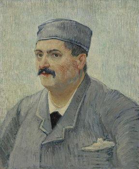 Reprodução do quadro Portrait of Etienne-Lucien Martin, 1887