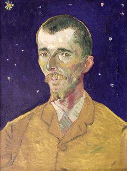 Reprodução do quadro  Portrait of Eugene Boch (1855-1941) 1888