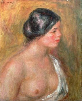 Reprodução do quadro  Portrait of Madeleine Bruno, 1913
