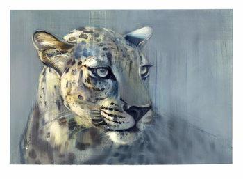 Reprodução do quadro Predator II (Arabian Leopard), 2009