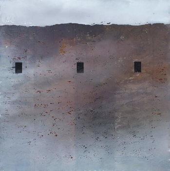 Reprodução do quadro  Refuge, 2009,