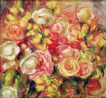 Reprodução do quadro  Roses, 1915