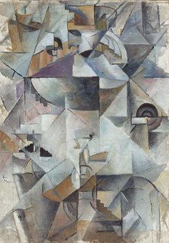 Reprodução do quadro  Samovar, 1913