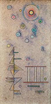 Reprodução do quadro  Scarcely, 1930