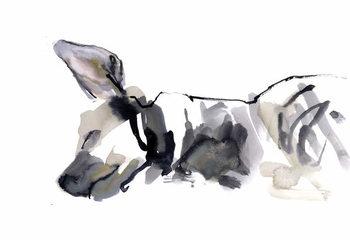 Reprodução do quadro  Sleeping Hyaena, 2010,