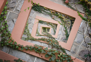 Arte Fotográfica Exclusiva Spiral window
