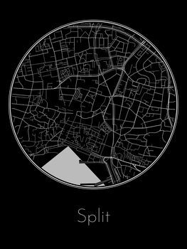 Map Split